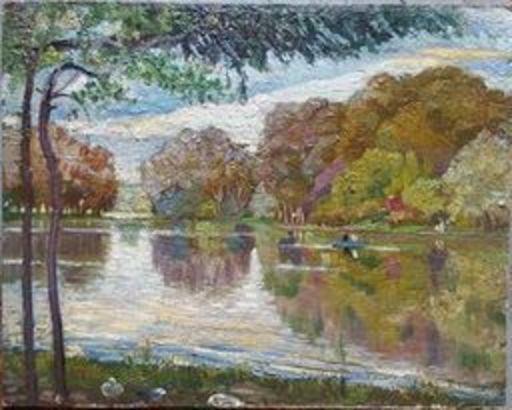 John E. BERNINGER - 绘画