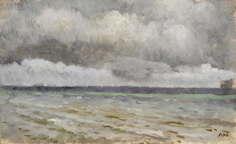 Seestück by | Adolf HIREMY-HIRSCHL | buy art online | artprice