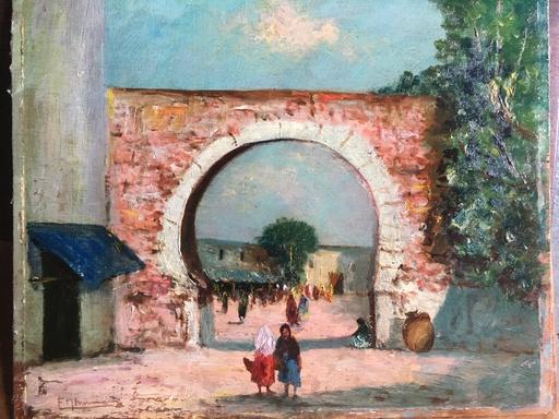 Emilio ALVAREZ DIAZ - Painting