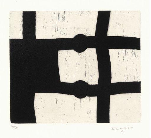 Eduardo CHILLIDA - Print-Multiple - Menturatu