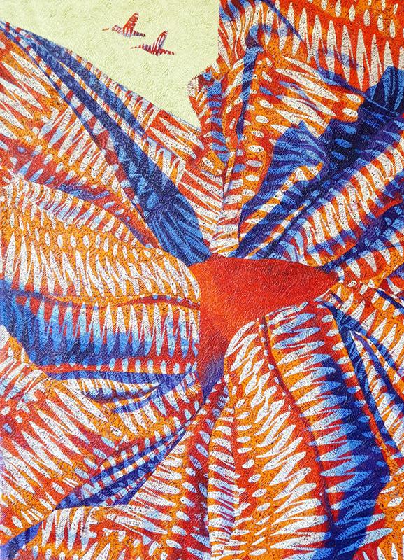 Yves CLERC - Painting - N°385