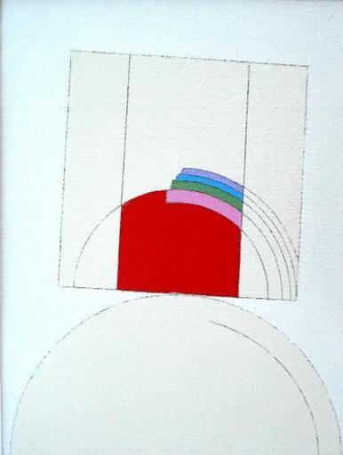 Eugenio CARMI - Painting -   La libertà dell interpretazione