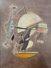 Henri NOUVEAU - Drawing-Watercolor - Non titrée