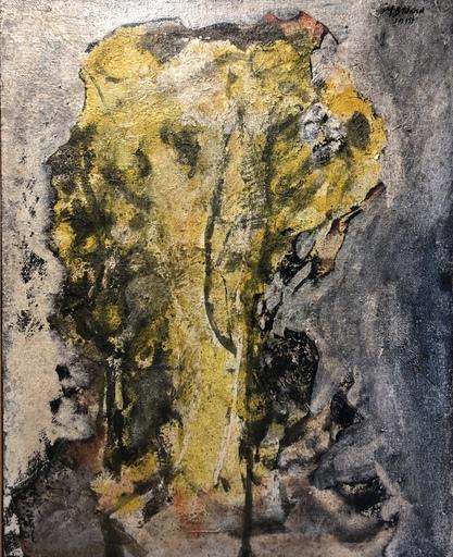 Jean-Claude BEDARD - 绘画 - Grand tete