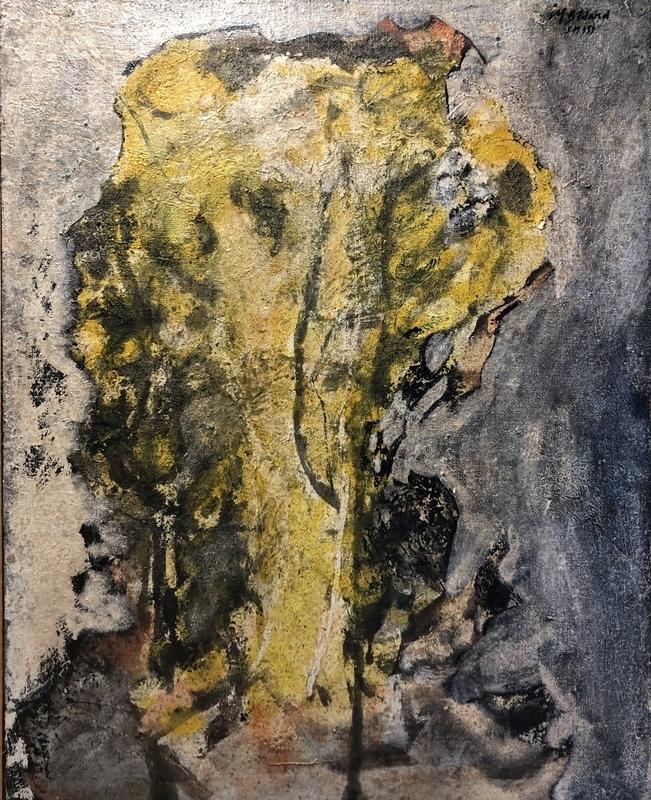 Jean-Claude BEDARD - Pittura - Grand tete