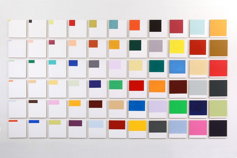 Milly RISTVEDT - Peinture - Increments
