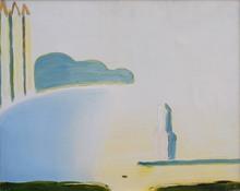 Virgilio GUIDI - Painting - Bacino di San Marco