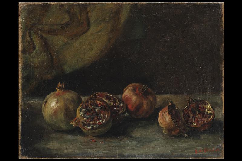 Giorgio DE CHIRICO - Painting - Melagrane
