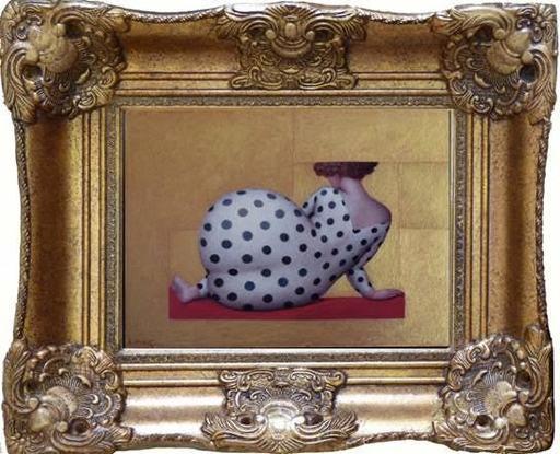 Jeanne LORIOZ - Painting - Agrippine