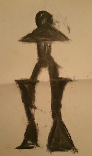PASTURO - Drawing-Watercolor - Boy