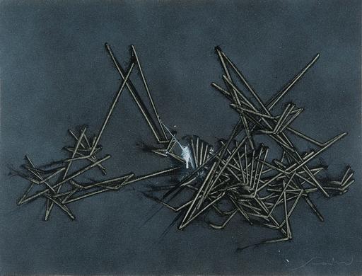Emilio SCANAVINO - Peinture - Il gioco del perché