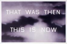 爱德华•鲁沙 - 版画 - That Was Then This Is Now