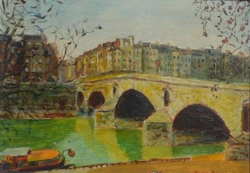Nadia BENOIS - Gemälde