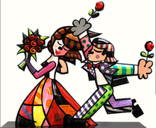 Romero BRITTO - Escultura - So Sweet