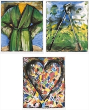 Jim DINE (1935) - three prints from 'The Astra Series'