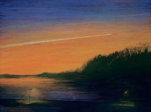 Jeffrey SPALDING - Pintura - Departure