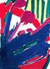 Alain JACQUET - Painting - COMPOSITION - 1961 - CAMOUFLAGE