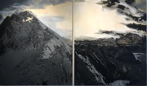 Peter CVIK - Peinture - Your Peak