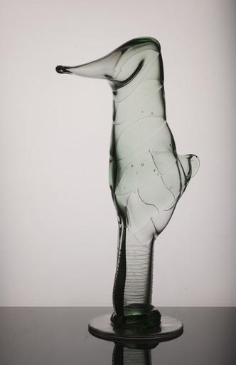 Jiri SUHAJEK - Escultura - Bird