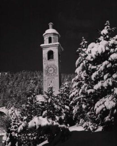 Andreas PEDRETT - Photo - Kirche St Moritz