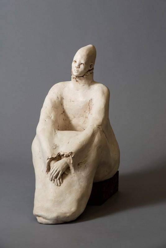 Elisabeth DUPIN-SJÖSTEDT - Sculpture-Volume - Réflexion