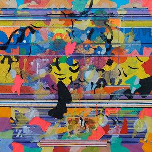Sandro MARTINI - Painting - Olio bollente dalle mura di Lucca