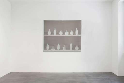 Claudio PARMIGGIANI - Painting - Senza titolo