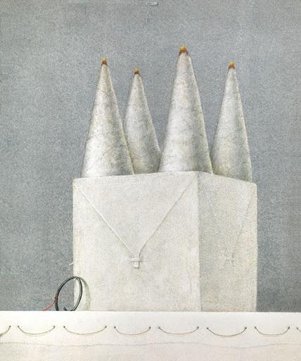 ARMODIO - Peinture - La scatola dei custodi