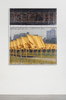 CHRISTO - Painting - The gates: project for Central Park, New York City