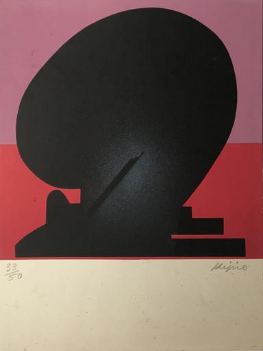 Ladislas KIJNO - Druckgrafik-Multiple - Composition
