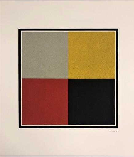 Sol LEWITT - Estampe-Multiple - 4 squares