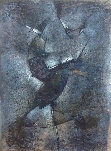 Salvatore PROVINO - Pintura - Invadere la superficie