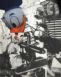 Jim DINE, Tool Box VI – Donald Duck