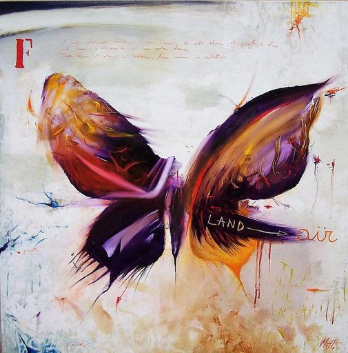 Gianluca MOTTO - Peinture - Tutto quello rimasto dentro
