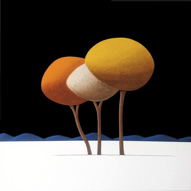 Laurent BOURO - Painting - sans titre 6.5.8