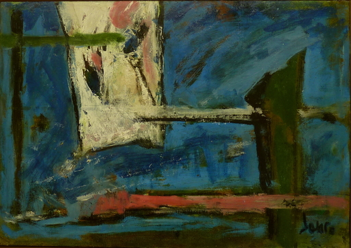 Marcel JANCO - Painting - Abstract