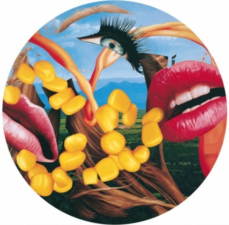Jeff KOONS - Sculpture-Volume - Lips