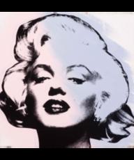 "Steve KAUFMAN - Print-Multiple - ""Marilyn"""