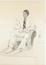 David HOCKNEY (1937) - Joe MacDonald