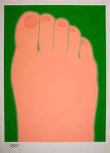Tom WESSELMANN - Print-Multiple - Big foot