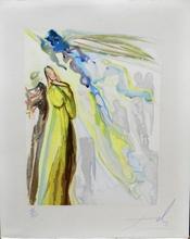 Salvador DALI (1904-1989) - Divine Comedy Heaven Canto 11