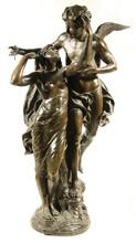Emile Louis PICAULT - Escultura - Rêve de la Nature