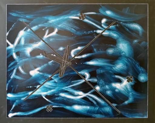 Franco ANGELI - Painting - Turbolenze