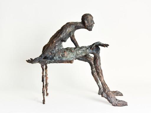 Chantal CHEUVA - Sculpture-Volume - Assise 1