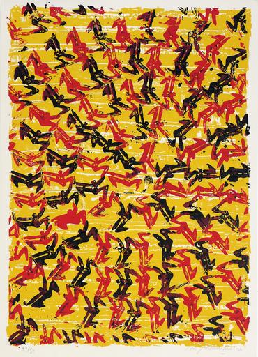 Josep María ALAMINOS - 版画 - Spiral Man