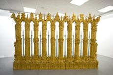 Elmar TRENKWALDER - Sculpture-Volume - Sans titre WVZ 221