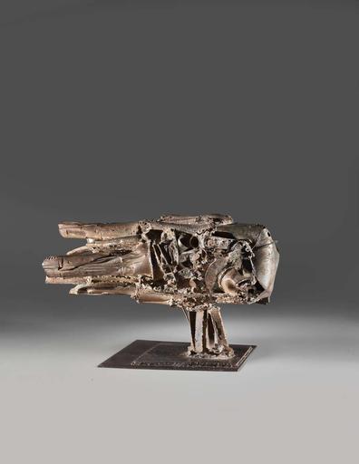 凯撒·巴达奇尼 - 雕塑 - Moteur n°3