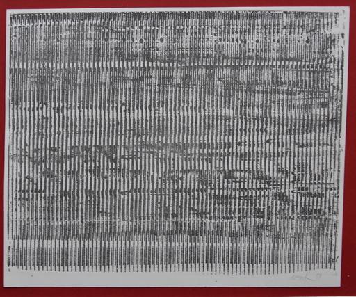 海因茨·马克 - 版画 - Untitled