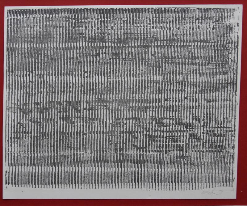 Heinz MACK - Print-Multiple - Untitled