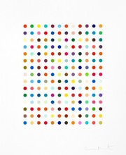 Damien HIRST - Estampe-Multiple - Ethidium Bromide Aqueous Solution